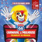 L\'Office de Tourisme de Mulhouse célèbre le carnaval