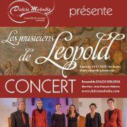 Les musiciens de Leopold
