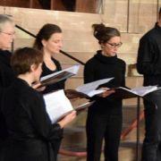 Chants grégoriens polyphonie et orgue