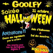 Halloween à Goolfy