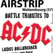 Soirée Battle Tributes AC/DC