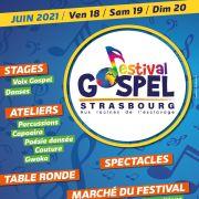 Festival Gospel de Stasbourg