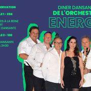 Soirée dansante avec l\'orchestre Energy