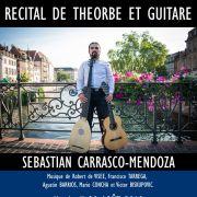 Récital de Théorbe et guitare
