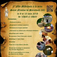 2ème Fête Médiévale du Silberthal