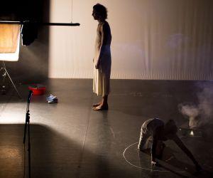 Atelier de pratique photographique et théâtrale