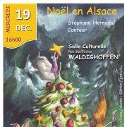 Spectacle jeune public : Noël en Alsace