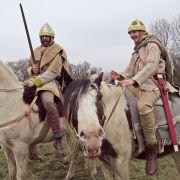 La cavalerie du Haut Moyen-Âge