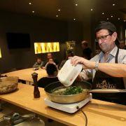 Cookshow à la Cave de Ribeauvillé : recette de Noël