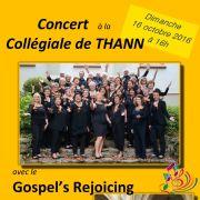 Ad Libitum et Gospel\'s Rejoicing