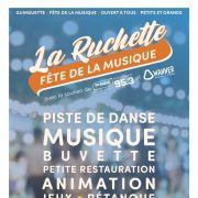 La Ruchette : une guinguette à Bourgfelden pour la fête de la musique
