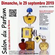 Salon du parfum et du collectionneur de flacons