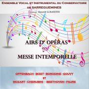 Concert opéras et messe intemporelle