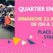 Quartier en fête 2019 - Orangerie - Conseil des XV