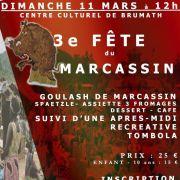 3e Fête du Marcassin