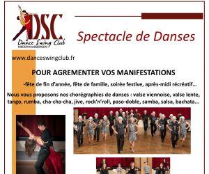 Recherche de danseurs pour formation de danse