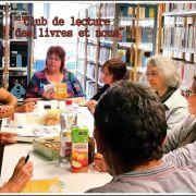 Des livres et Nous - Club de lecture