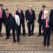 Les Gentlemen Singers de Prague