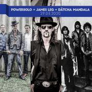 James Leg + Powersolo + Dätcha Mandala