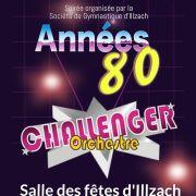 Orchestre Challenger : Les années 80