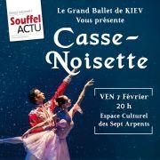 Ballet Casse Noisette