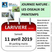 Journée Nature avec la LPO
