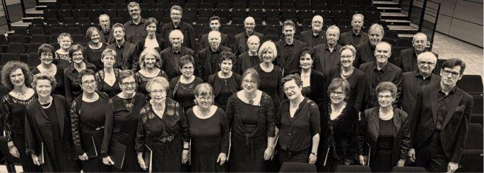 Vocalys, l'Ensemble Vocal de Saint-Louis.