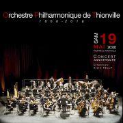 L\'Orchestre Philharmonique de Thionville fête ses 150 ans