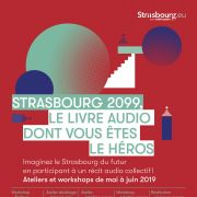 Strasbourg 2099 - Le livre audio dont vous êtes le héros