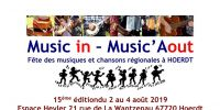 festival music in - music'aout - soiree concertante