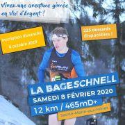 Trail la Bageschnell