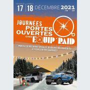 Portes ouvertes chez Equip\'Raid les 17 et 18 Décembre 2021