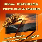 40ème Diaporama - Festival Courts métrages photos numérique