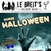 Soirée Halloween samedi 30 octobre