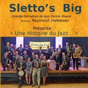 Sletto\'s big band