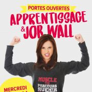 Portes ouvertes Apprentissage & Job Wall