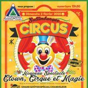 Circus Saltinbanque