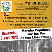 Marche populaire historique... sur les pas de nos Libérateurs