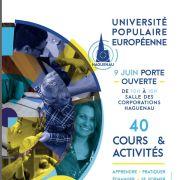L\'Université populaire de Haguenau ouvre ses portes
