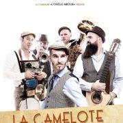 Soirée d\'ouverture de saison au Diapason : la Camelote et son mini vintage orchestra