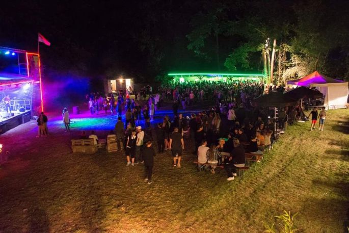 Le festival Waidstock à Attenschwiller