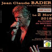 Jean Claude Bader et son Groupe Tennessee