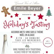Holiday\'s Tasting