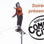 Soirée de présentation du festival Complicité - La brise de la pastille