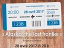Ciné-Conférence  : Alaska, the last frontier