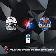 Mulhouse Basket Agglomération - ASGE Basketball