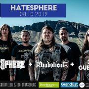 Hatesphere et Guests
