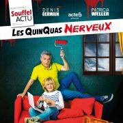 Spectacle Les Quinquas Nerveux