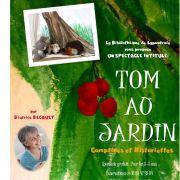 Tom au jardin