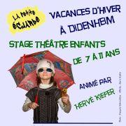 Stage théâtre enfants 7 à 11 ans